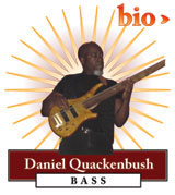 Daniel Quackenbush - Bass