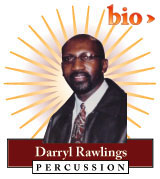 Darryl Rawlings - Percussion